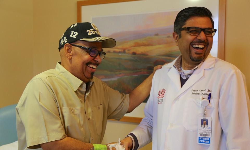 Loma Linda haiglas õnnestus esimene luuüdi siirdamise operatsioon täiskasvanule