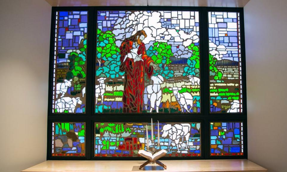 Põhja-Ameerika divisjoni uues peakorteris avati kabel, mis on pühendatud evangelisti ja mentori C. D. Brooksi mälestuseks