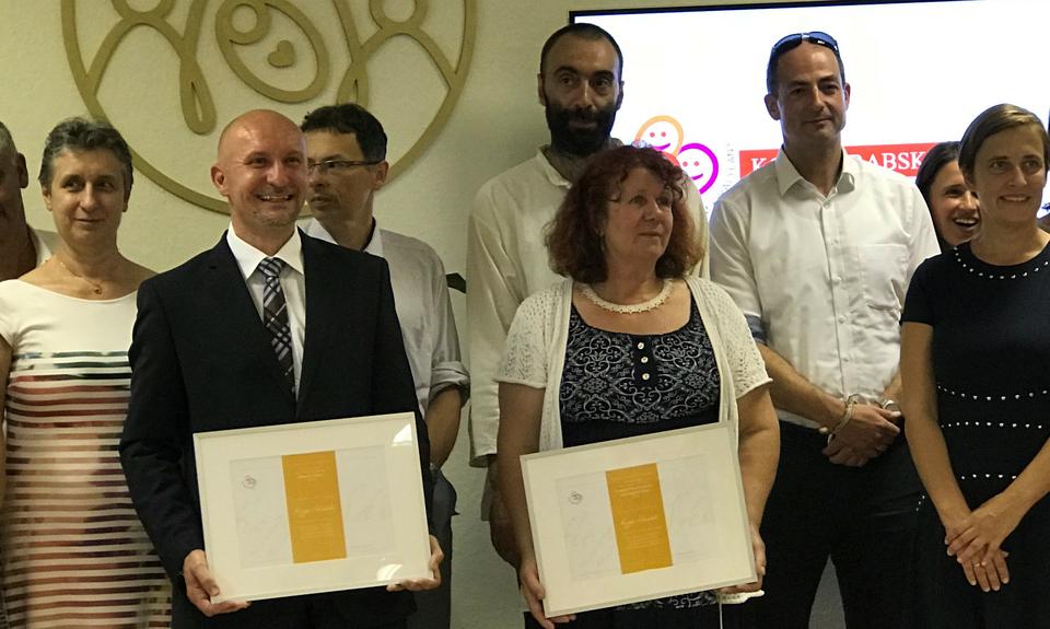 Ungari pastorit tunnustati väljapaistva töö eest perede nimel