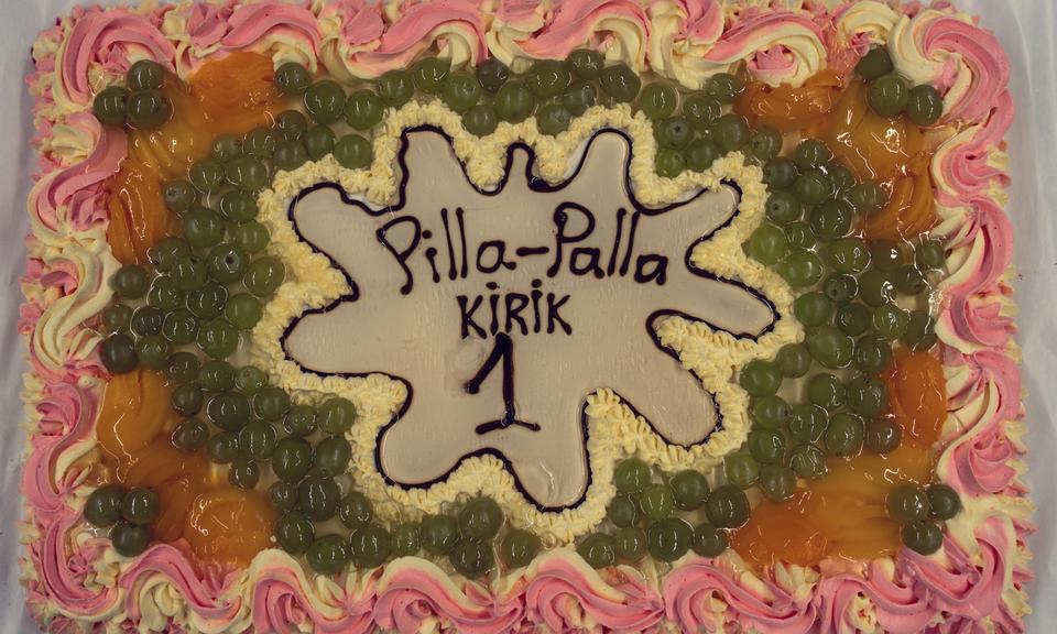 Tartu Pilla-Palla kirik tähistas esimest sünnipäeva