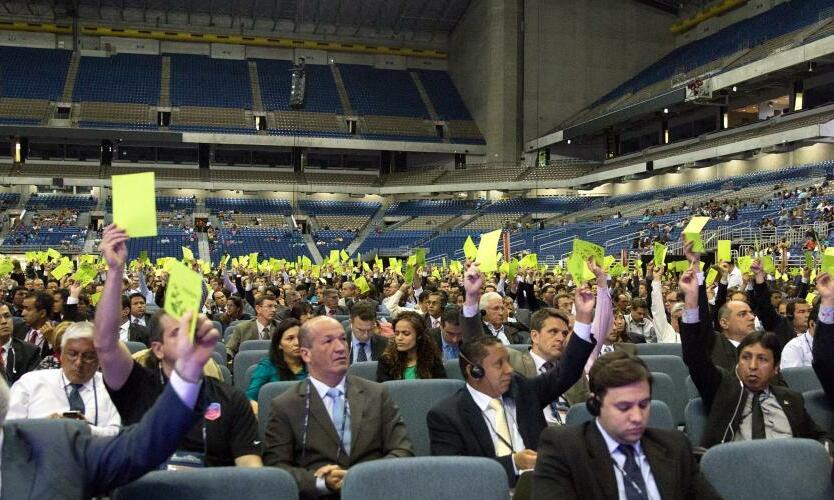 Kogudusejuhid hääletasid juba teist korda peakonverentsi töökoosoleku edasilükkamise poolt