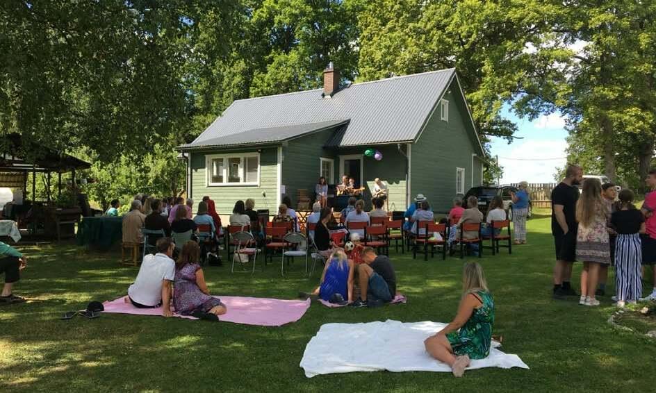 Lõuna-Eesti kogudused said kokku ühepäevases laagris